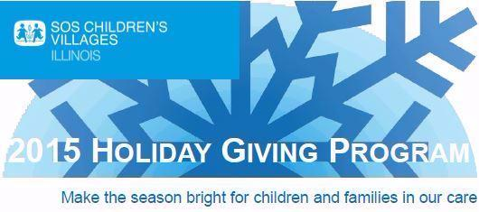 2015 Holiday Giving