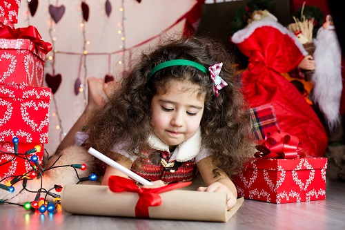 Little Girl Christmas List