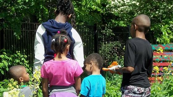 Kids-community-garden