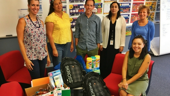 Mcgraw-Hill Education Supply Drive 2016