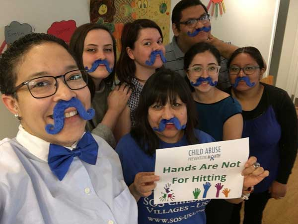 Casa Tepeyac Wear Blue Day