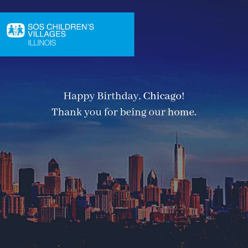 happy birthday chicago