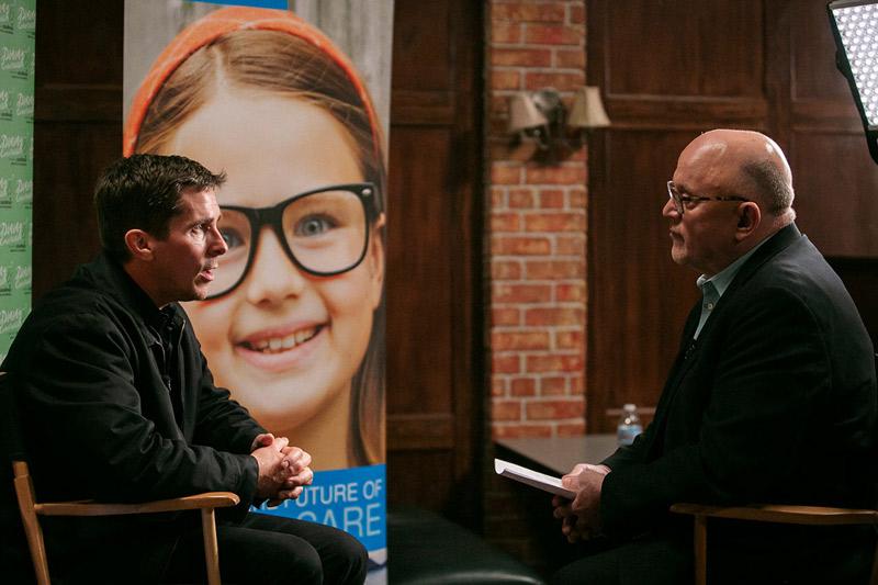 Dean Richards interviews Christian Bale