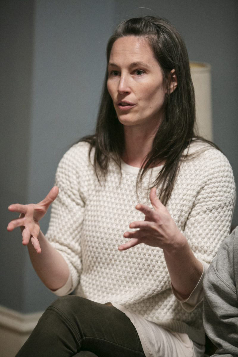 Jenny Wray offers stories about being a Foster Parent