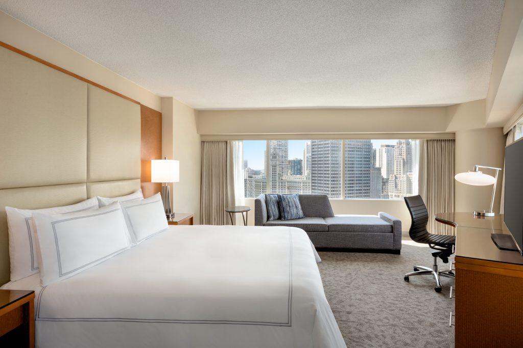 Swissôtel Chicago - Premier View Corner