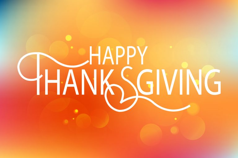 happy thanksgiving graphic featured image