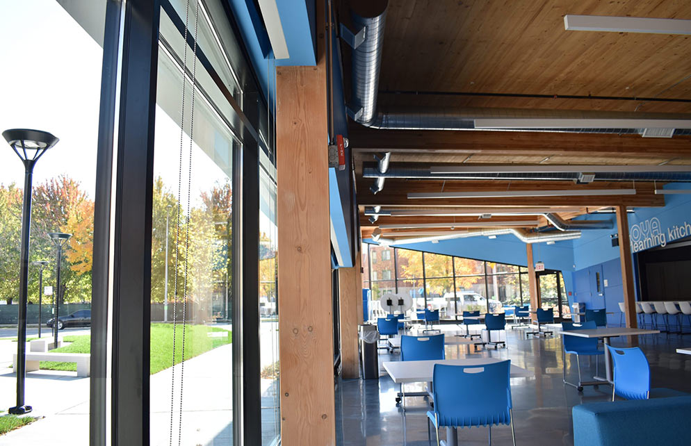 Cross Laminated Timber, Beams and Columns